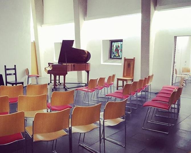 Bechstein piano in Lumen URC