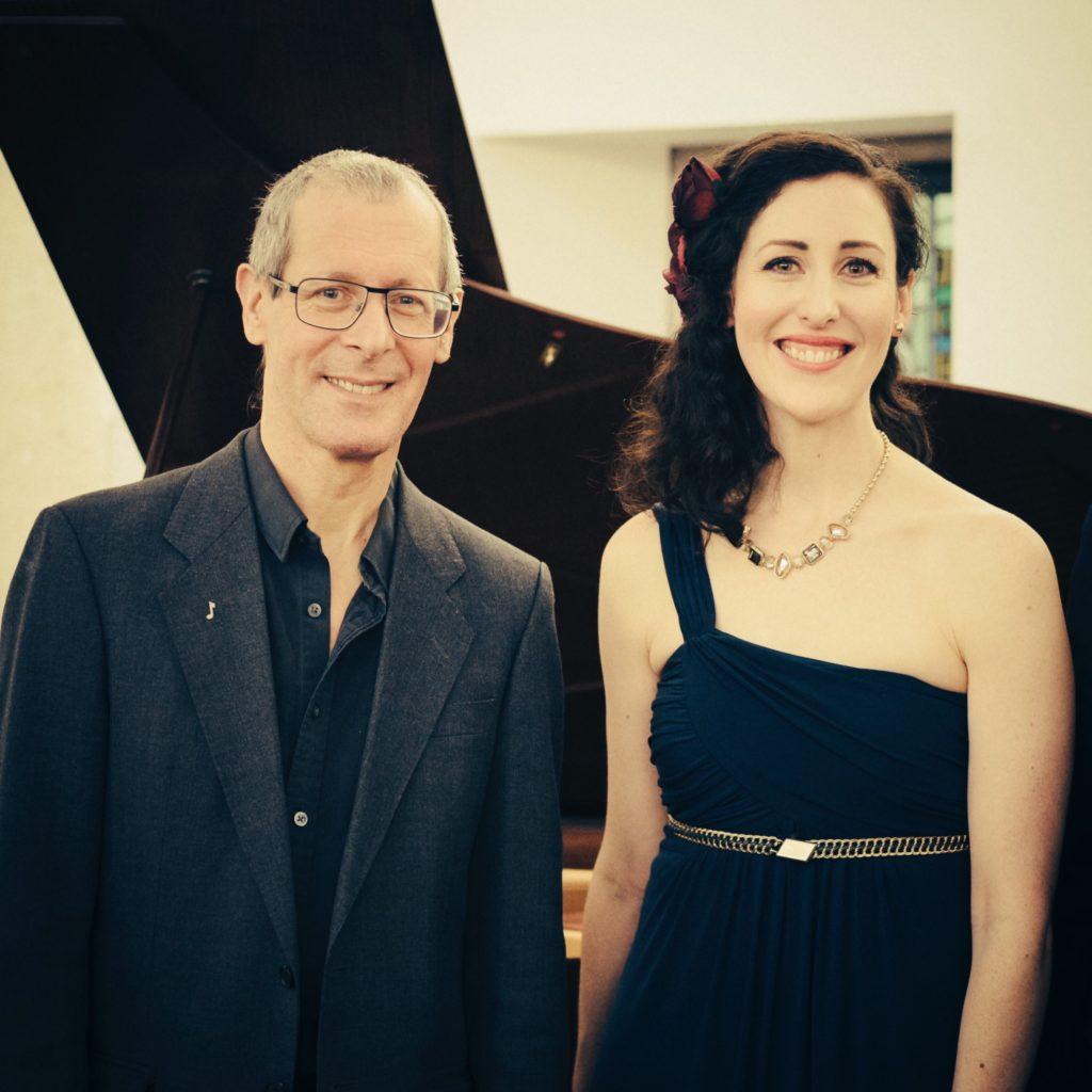 Nigel Foster & Vivien Conacher