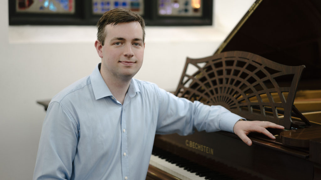John Cuthbert, Pianist