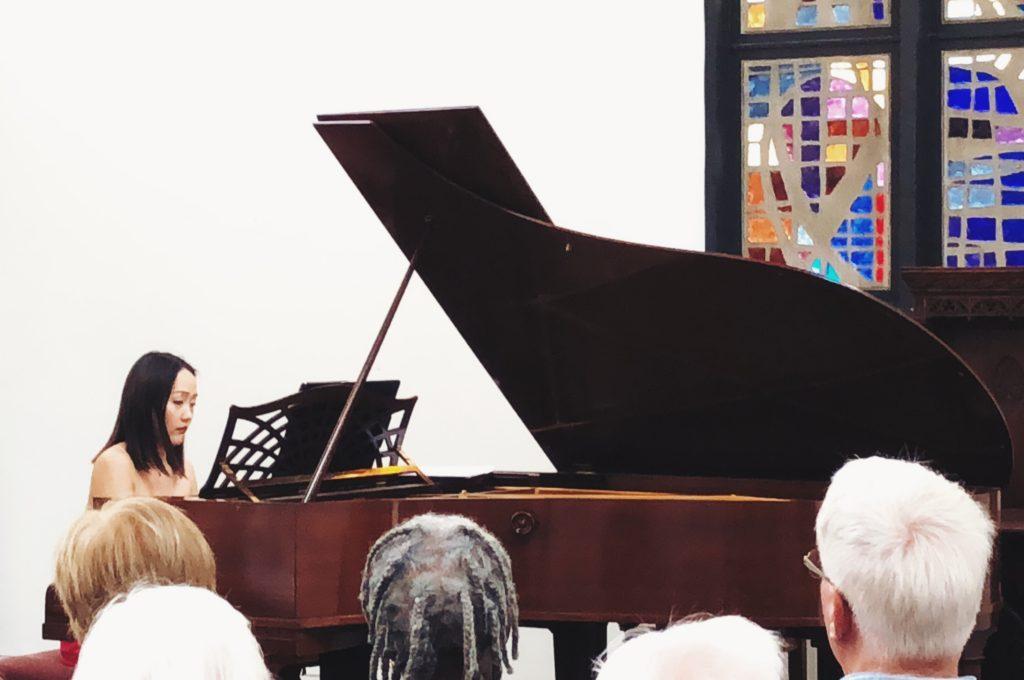 Somi-Kim, pianist
