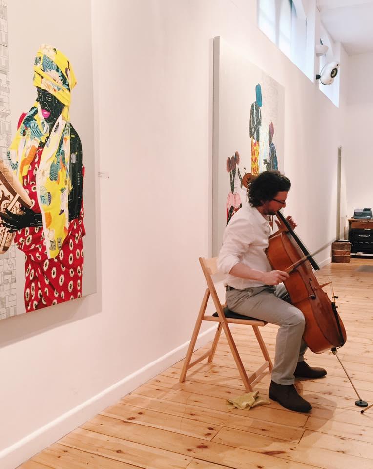 Will Rudge (cello)